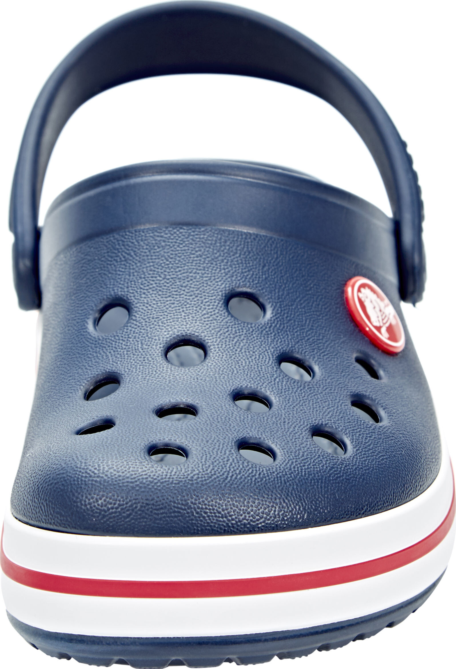 c94a407172 Crocs Crocband Clogs Kids navy red at Addnature.co.uk